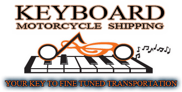 Keyboard Motorcycle Shipping